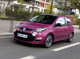 Renault Twingo (2012): Technika a nové fotografie