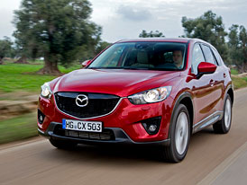 Mazda CX-5: Na českém trhu od 499.900,- Kč