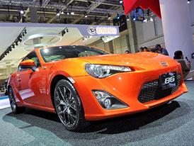 Tokyo Motor Show 2011: Autosalonová fotogalerie (2.díl)