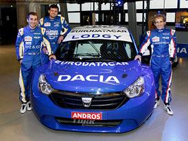 Trophée Andros: Dacia Lodgy se představí ve Val Thorens