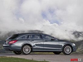 Mercedes-Benz CLS Shooting Brake: Luxusní kombi pro radost z cestování
