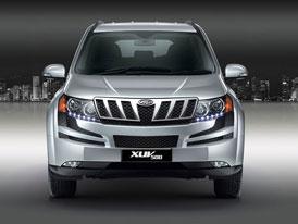 Mahindra XUV500: Evropa se dočká na jaře, ceny od 575.000,- Kč