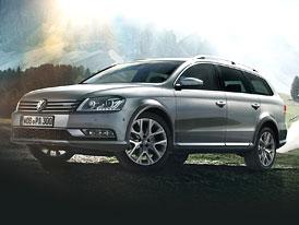 VW Passat Alltrack: Ceny v Německu