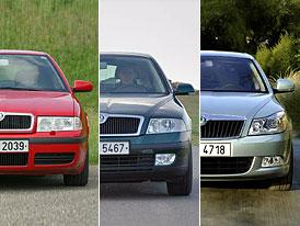Design po generacích: Škoda Octavia – symbol tuzemského designu