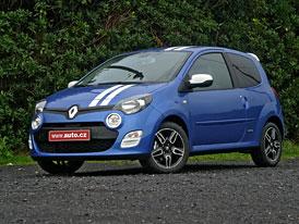 Renault Twingo (2012): První jízdní dojmy