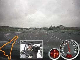 Nissan Juke-R: Poprv� za volantem a rovnou na Silverstone (video)