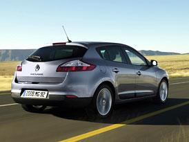 Renault Megane: Další snížení cen, základ za 239.900,-Kč, dCi pod 300 tisíc