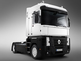 Renault Magnum Legend: Stylová limitovaná edice