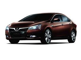 Luxgen 5: Nový sedan z Taiwanu