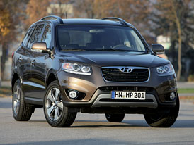 Hyundai Santa Fe (2012): Ceny na českém trhu