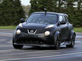 Video: Nissan Juke-R (10. díl) - Shakedown