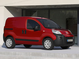 Citroën Nemo: Nově s motorem 1,3 HDi (55 kW)