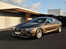 BMW 6 Gran Coupe: Čtyřdveřová šestka