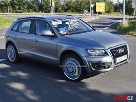 Audi potvrdilo p��pravu konkurenta BMW X6, �ada Q6 je na cest�