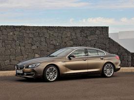 Video: BMW 6 Gran Coupe – Představení exteriéru i interiéru