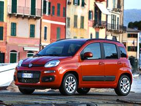 Fiat Panda třetí generace oficiálně: Technická data a velká fotogalerie