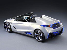 Honda EV-Ster: Výroba elektrického roadsteru je reálná