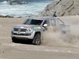 Volkswagen Užitkové vozy partnerem Rallye Dakar