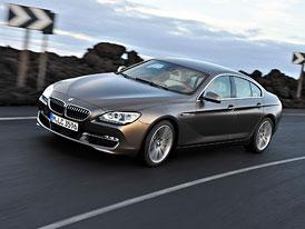 Video: BMW 6 Gran Coupe – Projížďka s novým čtyřdveřovým kupé