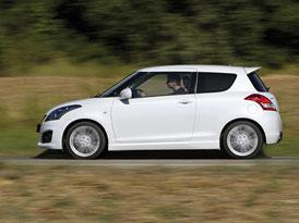 Suzuki Swift Sport: První jízdní dojmy