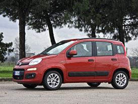 Fiat Panda: První jízdní dojmy
