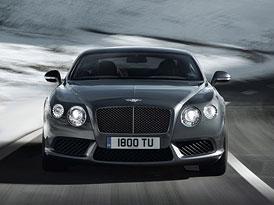 Video: Bentley Continental GT V8 – S novým osmiválcem pod kapotou