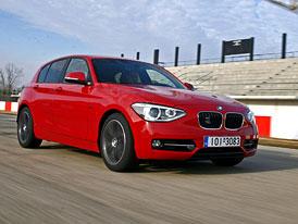 BMW 118i Economy Race: Zelené jízdní dojmy