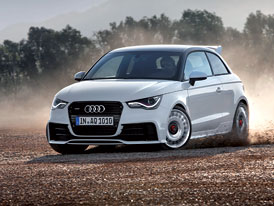 Audi A1 quattro: 188 kW, 350 Nm a jeden Haldex pro nejmenšího z rodu