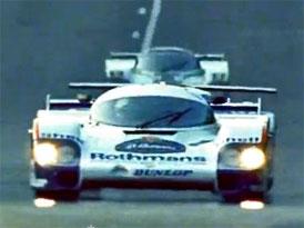 Porsche se vrací do Le Mans: Dosavadní úspěchy na pěti videích