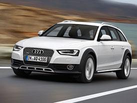 Video: Audi A4 allroad quattro – V lehkém terénu i na asfaltu
