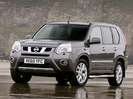 Nissan X-Trail Platinum: Limitovaná edice pro Británii