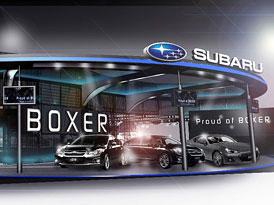 Subaru: 8 aut pro Tokyo Auto Salon 2012