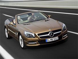 Video: Mercedes-Benz SL (2012) – Novinka v akci