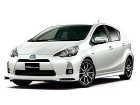 Toyota Aqua/Prius C: Malý Prius startuje. Oficiálně