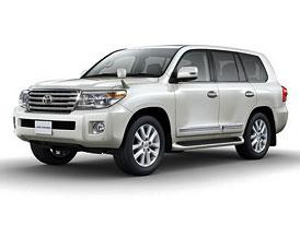 Toyota Land Cruiser V8: Facelift pro japonský trh
