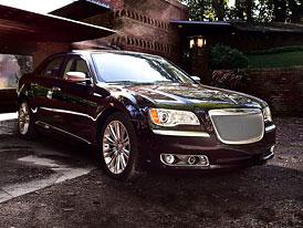 Chrysler hlásí v USA nárůst prodejů o 40 procent