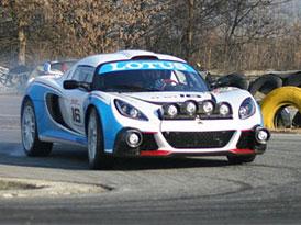 Lotus Exige R-GT: První ostrý test
