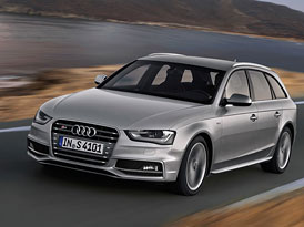 Video: Audi S4 Avant – Sportovní kombi v pohybu i staticky
