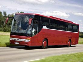 Setra: Autobusy pro Euro 2012
