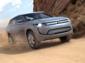 Mitsubishi Outlander: Plug-In v roce 2013