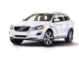 Volvo XC60 Plug-in Hybrid Concept: Švédské SUV do zásuvky