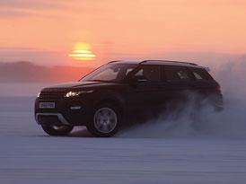 Video: Range Rover Evoque – Testování na drsném severu
