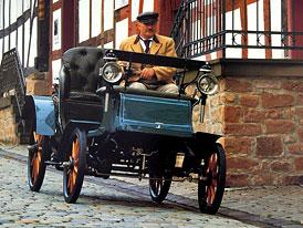 Opel slaví 150 let: Od šicích strojů k autům