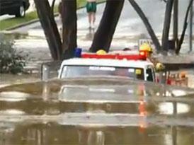 Brodící videoseriál (8. díl): Jak v Austrálii hasiči nabírají vodu?