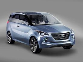 Hyundai HND-7 Hexa Space: Šestiúhelník pro rodinu