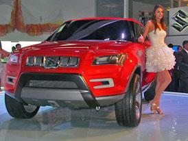 Maruti Suzuki XA Alpha: Koncept SUV pro zlatou ml�de�