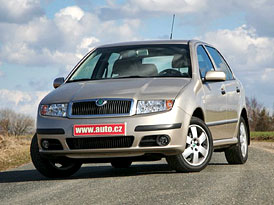 AAA Auto: Nejoblíbenější ojetinou byla loni Škoda Fabia
