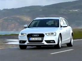 Video: Audi A4 Avant – Jízda s modelovým rokem 2012
