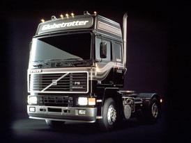 Volvo F16: Instruktáž pro řidiče z roku 1988