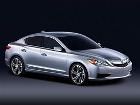Acura ILX: Malý luxusní Civic